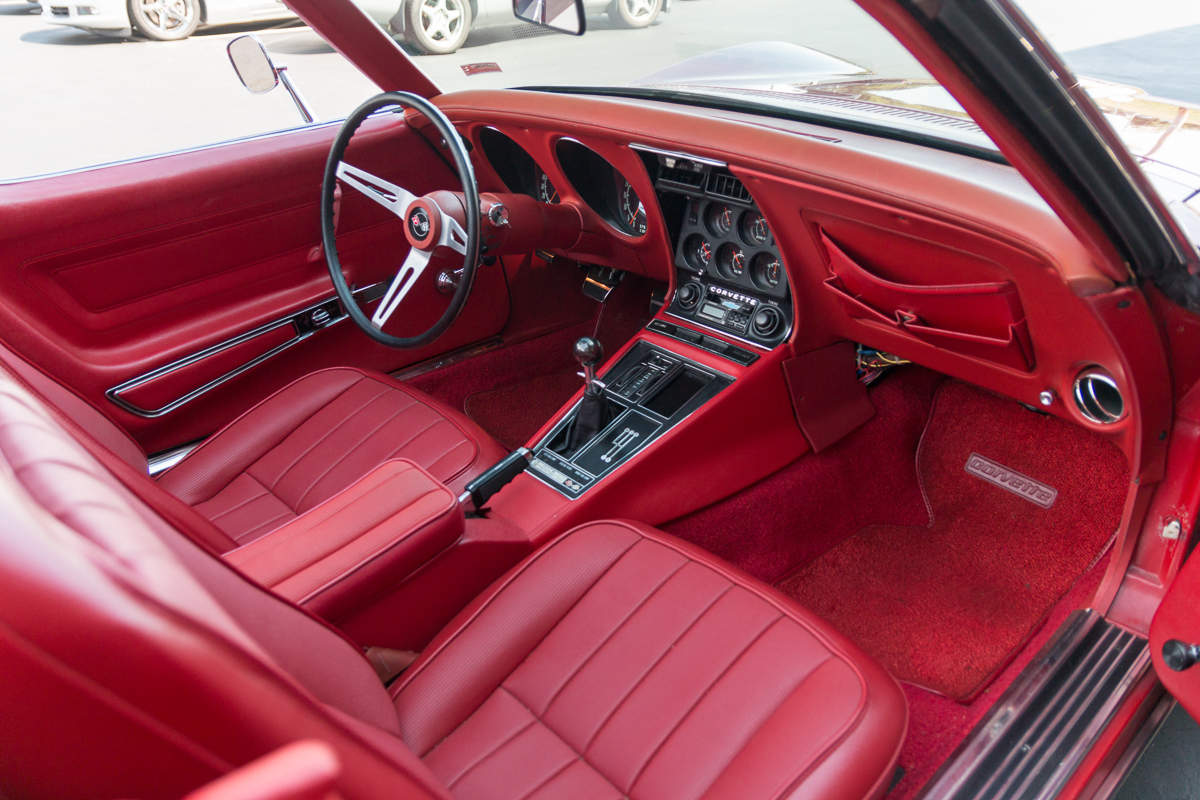 Corvette C3 Carpet Custom Fit 68 82 Corvette Carpet