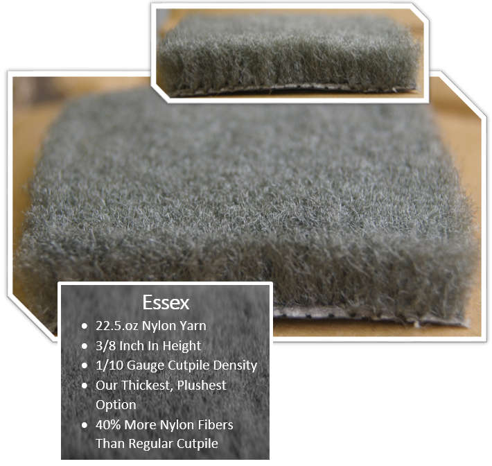 Essex Carpet Material Acc Essex Cut Pile Material