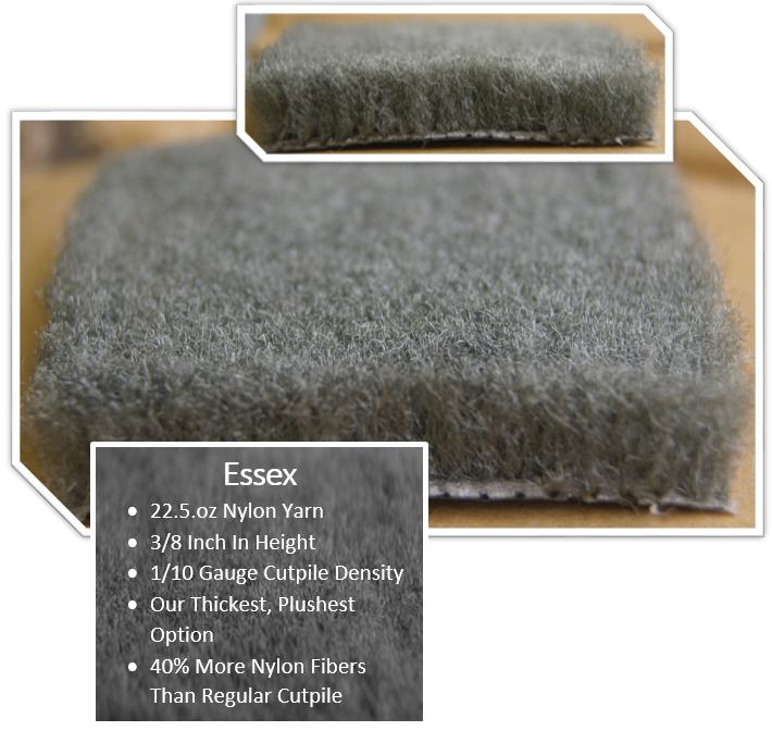 Essex Carpet Material Acc Essex Cut Pile Material