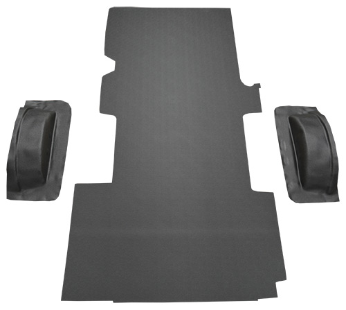 Ford E-350 Super Duty Vinyl And Rubber Floor Liner